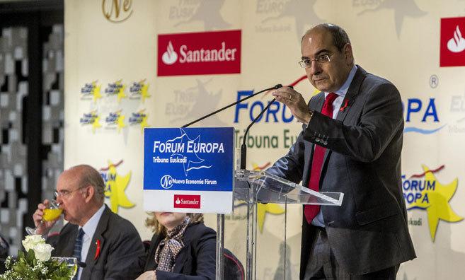 El consejero de Salud del Gobierno basco, Jon Darpón.