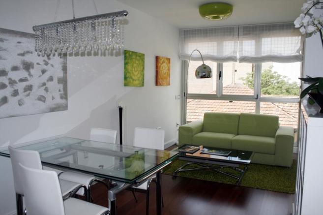 Imagen de archivo de una vivienda usada en venta en la que se ha...