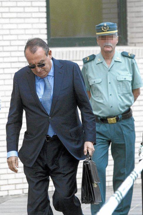 Carlos Fabra, en una imagen de archivo.