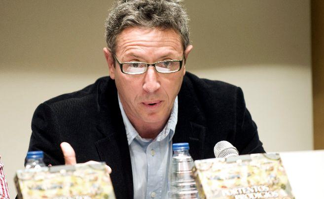 Alonso Guerrero, en una imagen reciente.