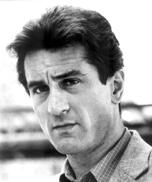 El actor, en una imagen de su juventud.