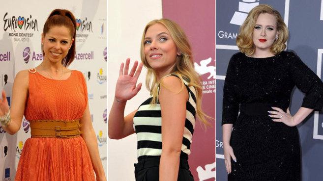 Pastora Soler, Scarlett Johansson y Adele, unidas por la misma...