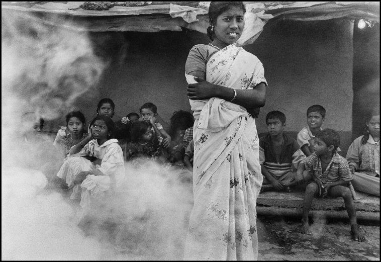 Nacida el día que el gas tóxico arrasó la ciudad, a esta mujer sus...
