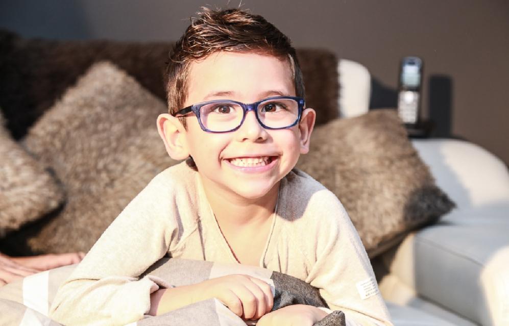 El pequeño Rodrigo Mendoza, uno de los pocos casos en España...