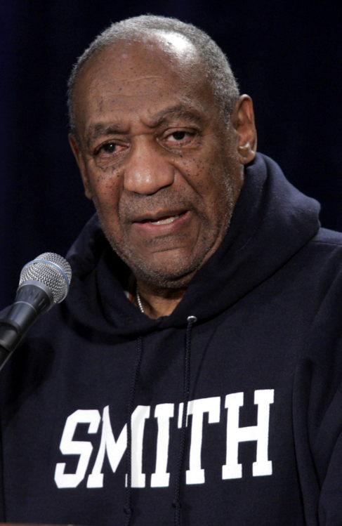 Cosby, el mes pasado.