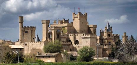 Castillo-Palacio de Olite
