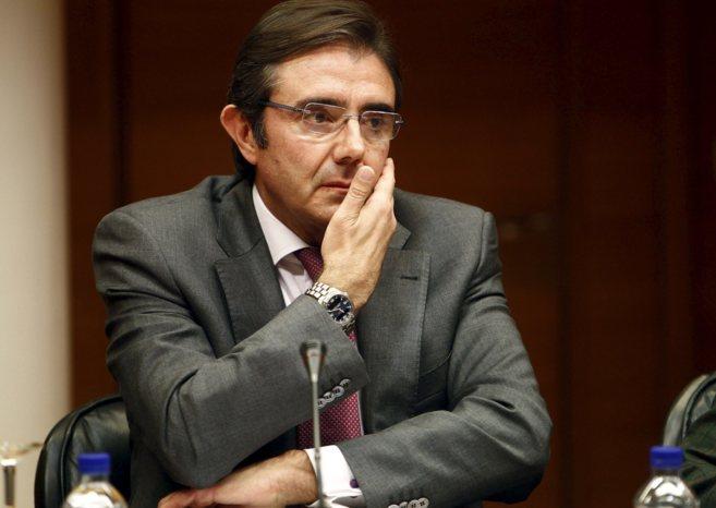 El último director de RTVV, y uno de sus liquidadores, Ernesto...