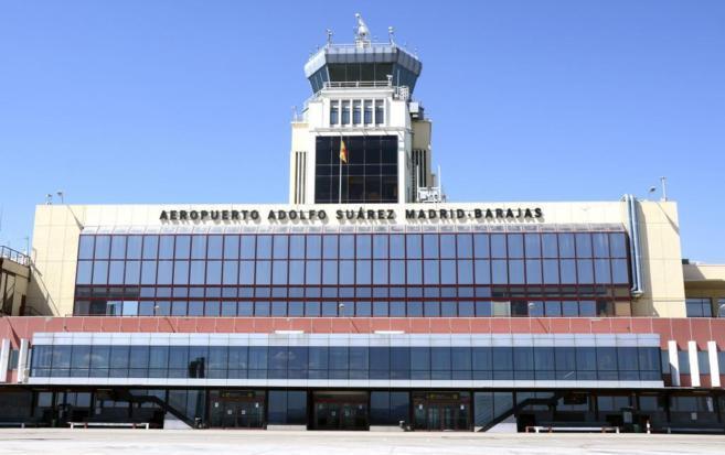 T2 de aeropuerto Adolfo Suárez Madrid-Barajas.