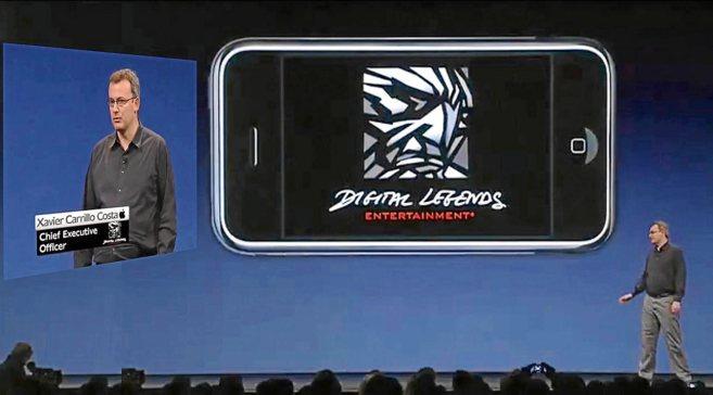 El emprendedor español Xavier Carrillo, fundador de Digital Legends,...