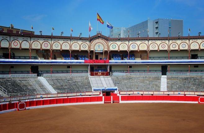 Plaza de toros de Santander gestionada, hasta este jueves, por la Casa...
