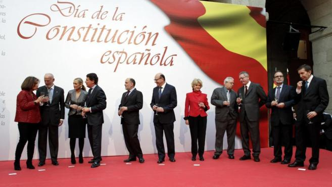 Ana Botella, J. I. Echeverría, C. Cifuentes, Ignacio González, F....