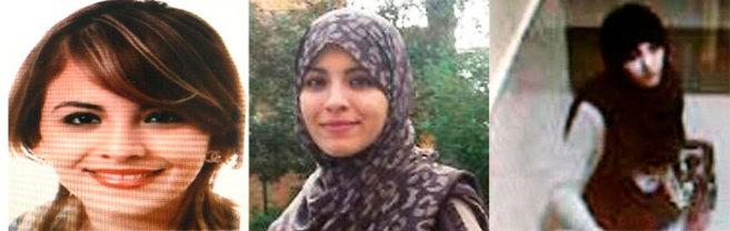 LA TRANSFORMACIÓN DE LUBNA. Antes de irse a Siria era profesora,...