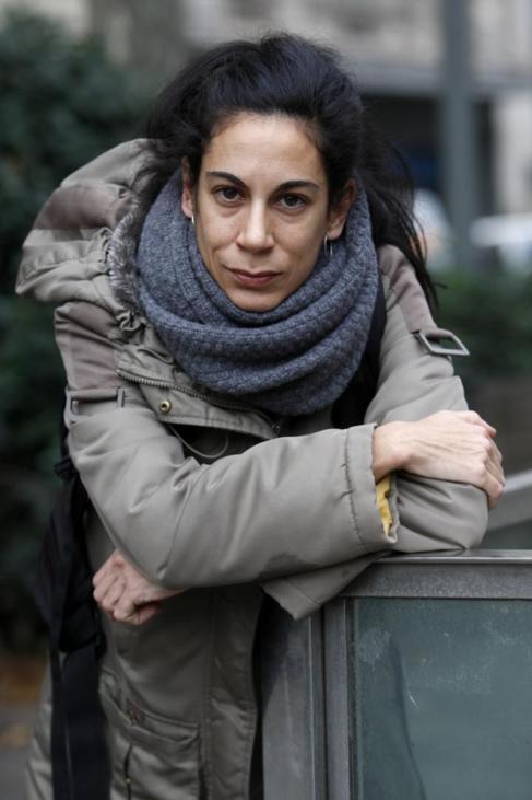 Beatriz Rilova, portavoz de Podemos en Cataluña