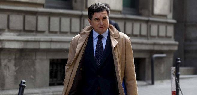 El ex presidente balear y ex ministro de Medio Ambiente, Jaume Matas,...
