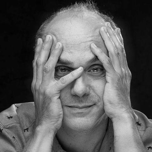 El actor Koldo Losada.