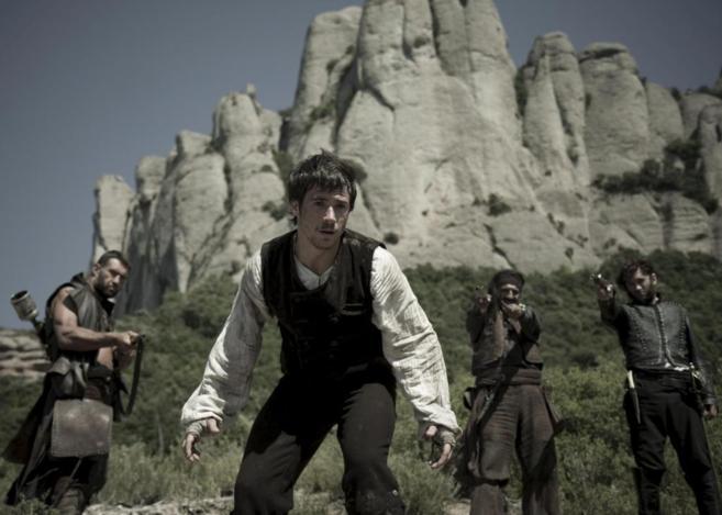 'Bruc' fue la última película española emitida en...