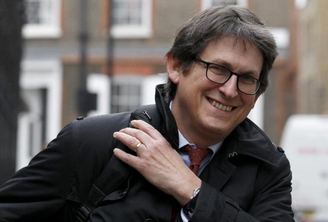 Alan Rusbridger abandona la dirección del periódico inglés.