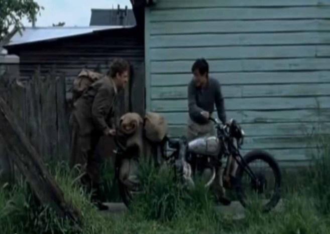 Fotograma de la película Diarios de una Motocicleta, basada en los...