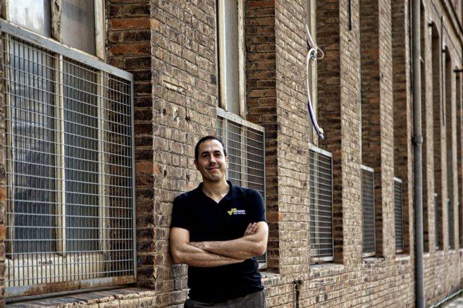 Carlos Conde es 'evangelista' de AWS para Europa . / JOAN...