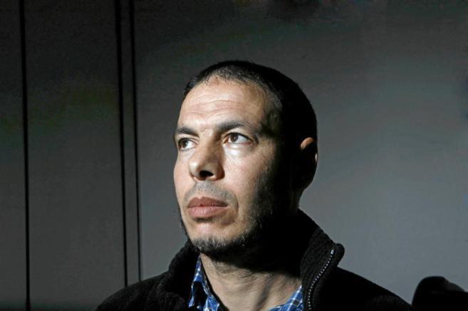Lachen Ikassrien, ex preso de Guantánamo y líder de la célula...