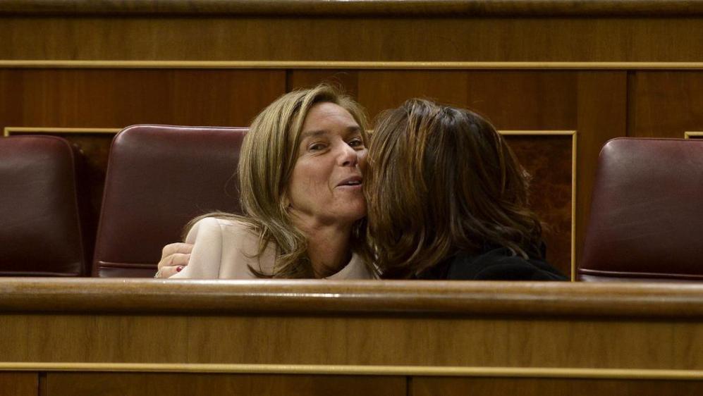 La ex mujer de Jesús Sepúlveda ha recibido el cariño de sus...