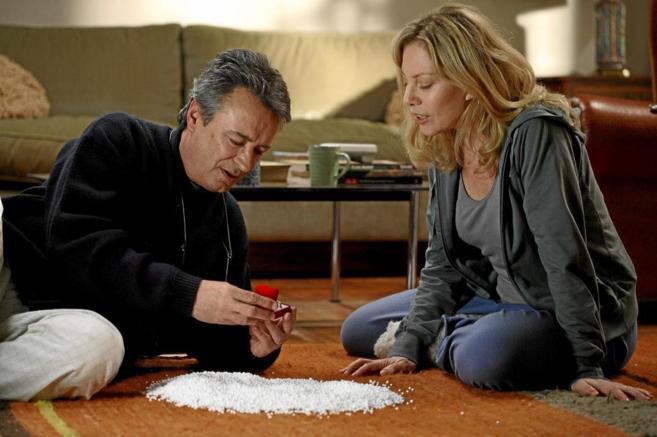 Fotograma de la película argentina 'El nido vacío'.