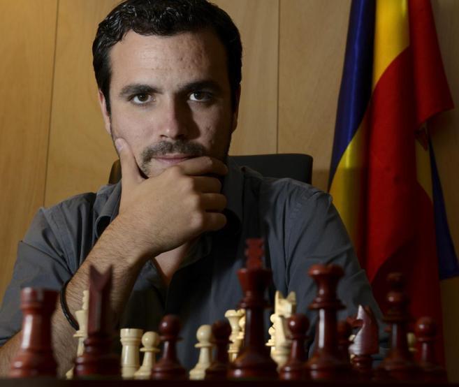 Alberto Garzón, diputado y aspirante a ser el candidato de IU.