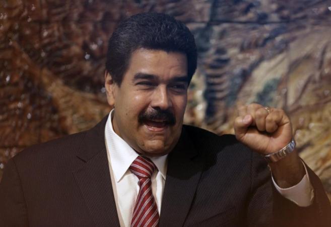 Nicolas Maduro convoca una marcha contra las sanciones de EEUU