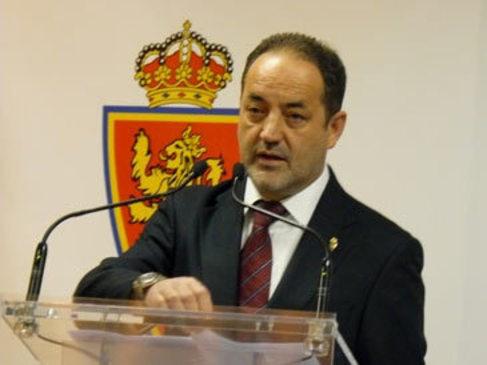 Agapito Iglesias, antiguo máximo accionista del Zaragoza.