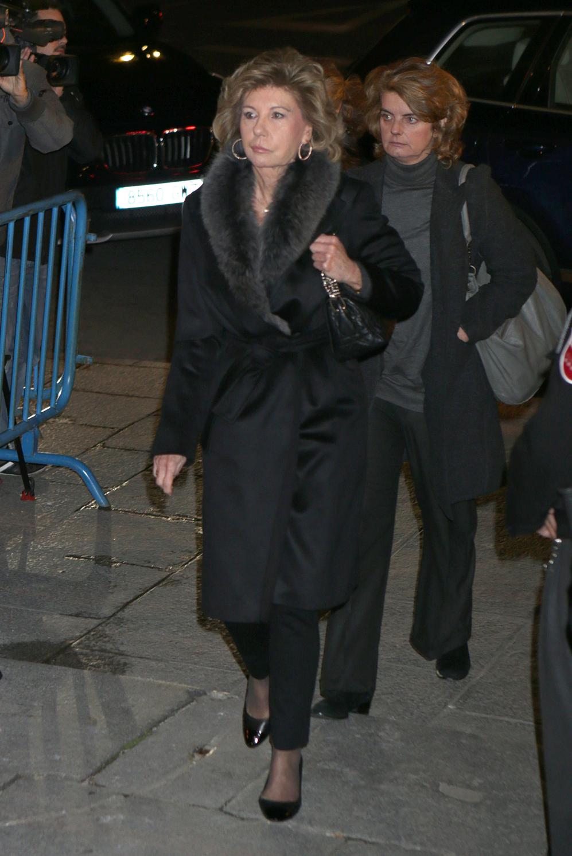 La princesa Tessa de Baviera, famosa de la 'jet set', de riguroso...
