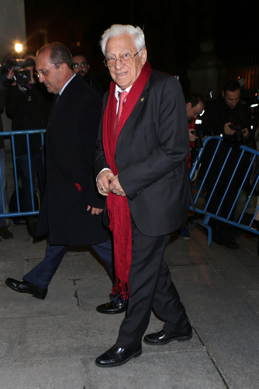 El padre Ángel, Presidente y fundador de Mensajeros de la Paz.