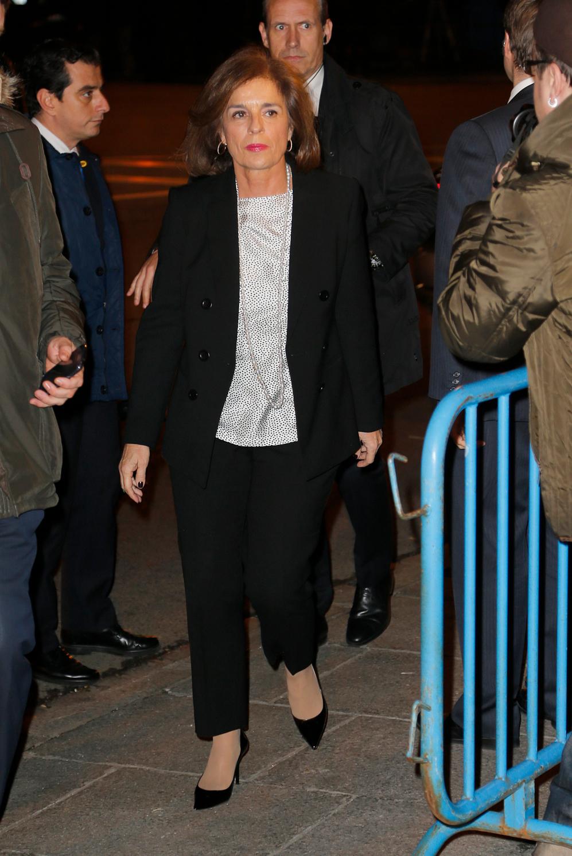 La alcaldesa de Madrid, Ana Botella.