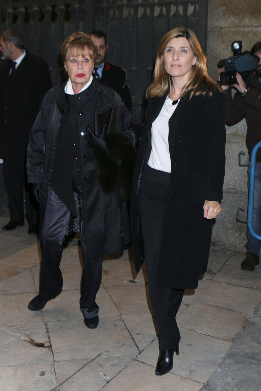 Gemma Cuervo y Natalia Guillén.
