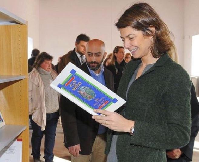 La consejera de Educación de la Comunidad de Madrid, Lucía Figar, en...