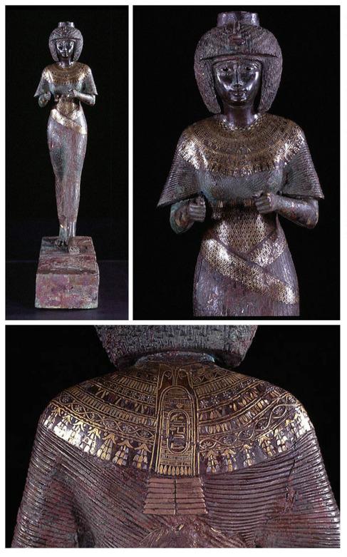 Karomama, la divina adoratriz de Amón.