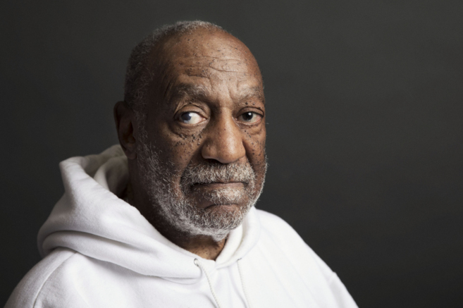 El actor estadounidense Bill Cosby.