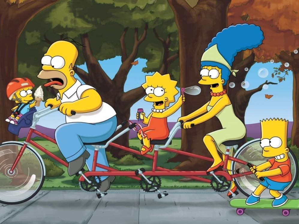 25 años de 'Los Simpson' en cifras