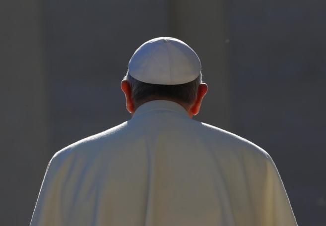 El Papa Francisco, este miércoles, en el día de su 78 cumpleaños.