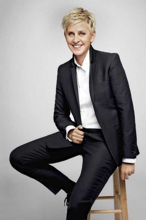 Ellen DeGeneres. Para muchos es la sucesora natural de Oprah Winfrey...