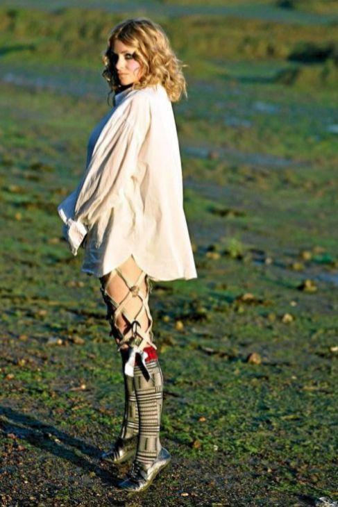 Alison Goldfrapp. La cantante británica es una de las personalidades...