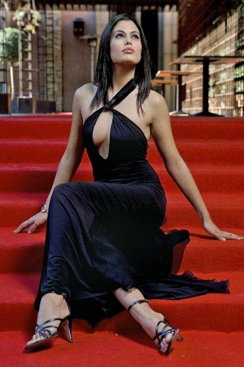 Patricia Yurena. Esta canaria llegó a coronarse miss España 2008 y...