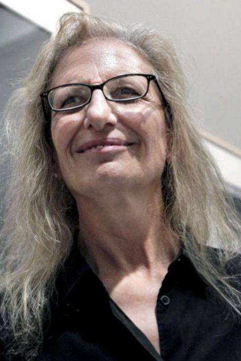 Annie Leibovitz. Ganadora del Príncipe de Asturias, esta fotógrafa...