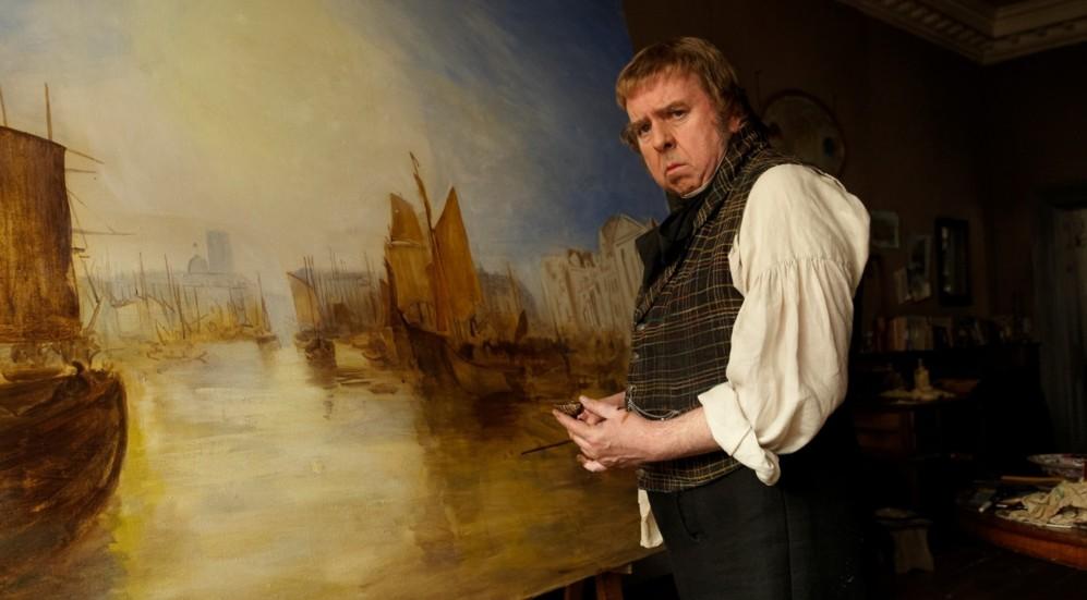 Imagen de 'Mr Turner'.