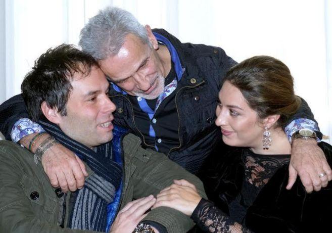 Josep Vicent, Víctor Ullate y Estrella Morente