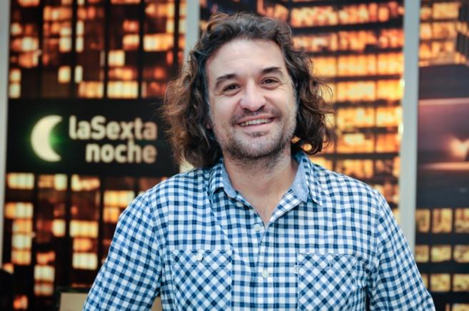 Juan Ramón Gonzalo, director de 'La sexta noche' y...
