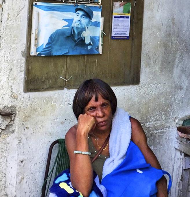 Julia cobra 6,17 euros de pensión, que completa con lo que saca...