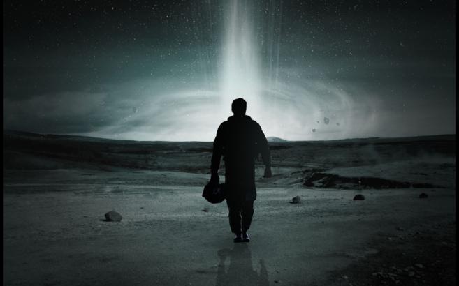 Un fotograma de 'Interstellar', de Christopher Nolan.