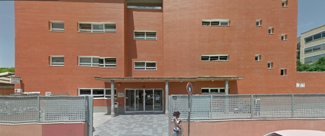 Fachada principal del centro de salud de Son Pizá, donde se registró...