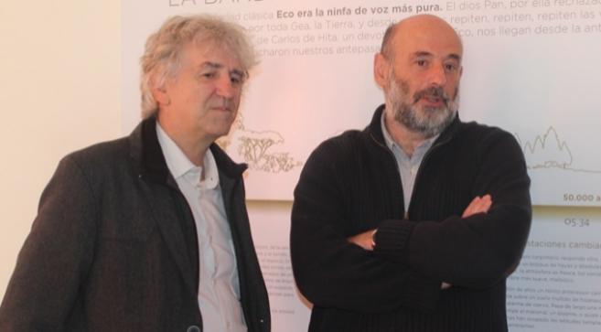 Juan Luis Arsuaga y Carlos de Hita