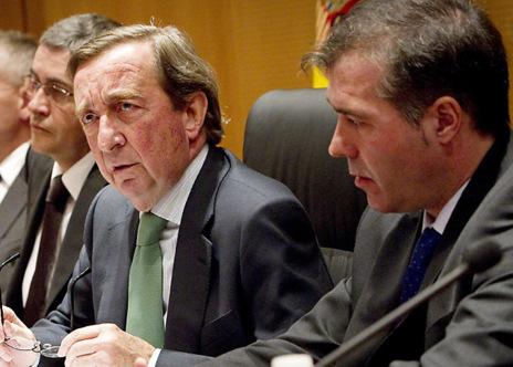 Antonio Salinas, jefe de la Fiscalía Anticorrupción.